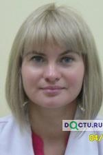 Исупова Светлана Евгеньевна